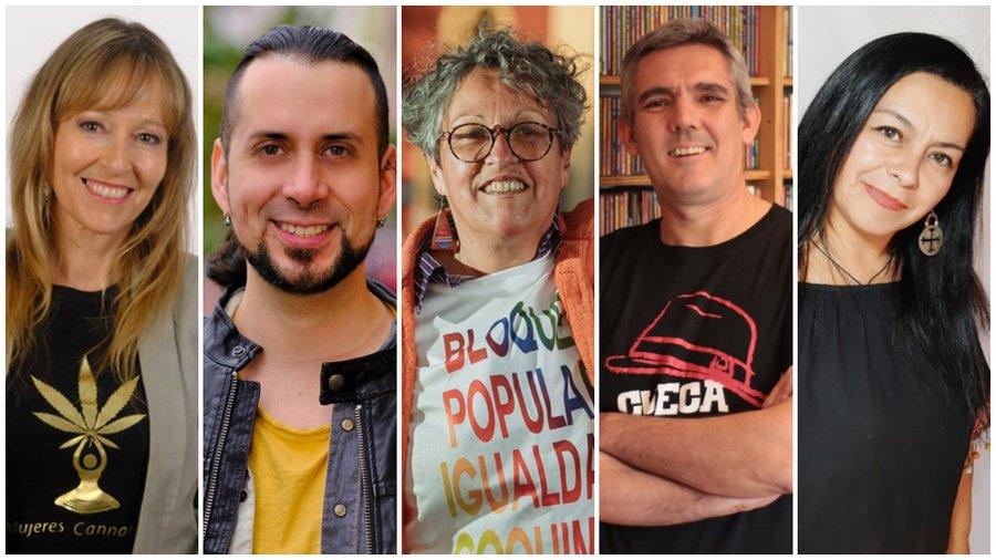 «Por la dignificación del Trabajo en Cultura»: Candidatos de la «lista de la cultura» suscribieron carta de compromiso