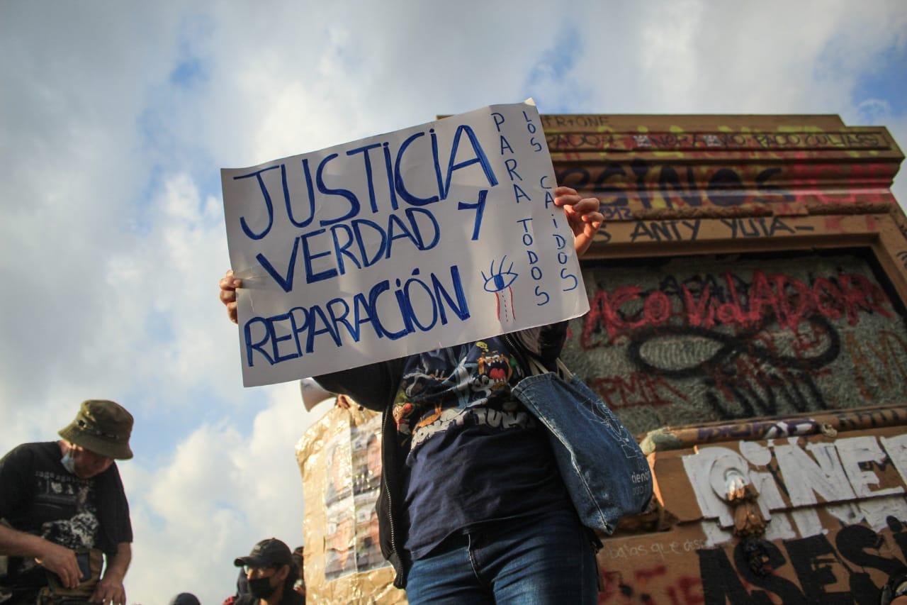 Constituyente Valentina Miranda: Esperamos que el Senado haga algo bien en su historia y apruebe indulto a los presos de la revuelta