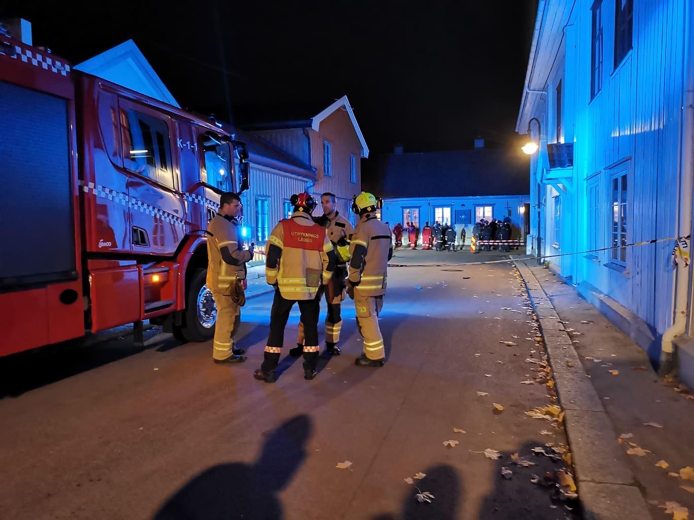 Noruega Ataque Muertos