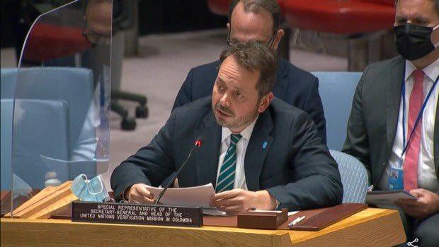 ONU expresa preocupación por continuidad de asesinatos de excombatientes en Colombia