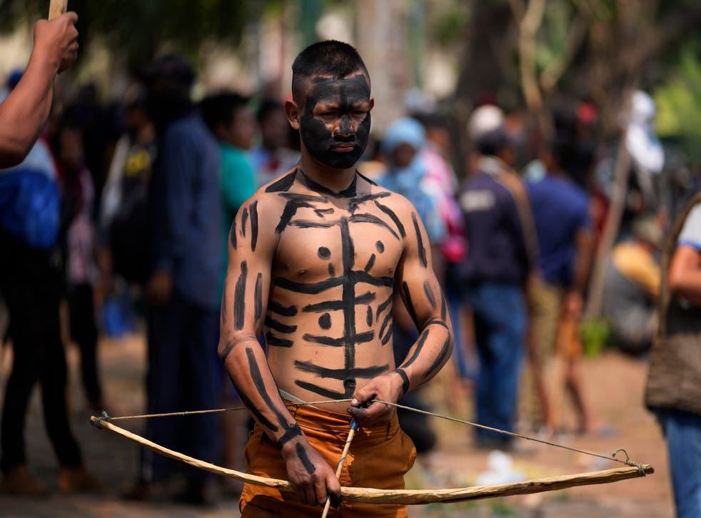 Indígenas paraguayos temen que nueva ley de tierras vulnere sus derechos