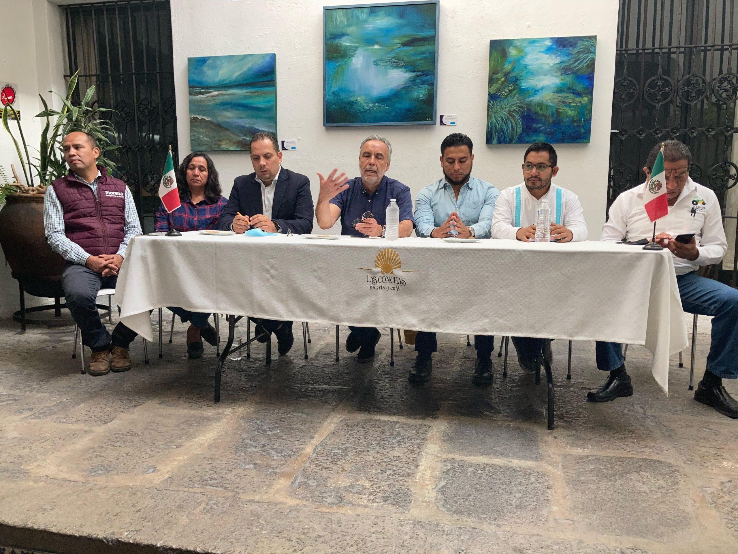 Morena va por 3 millones de firmas durante Consulta de Revocación de Mandato Presidencial