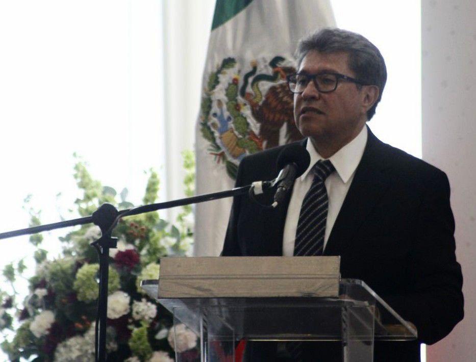 Ricardo Monreal presentaci