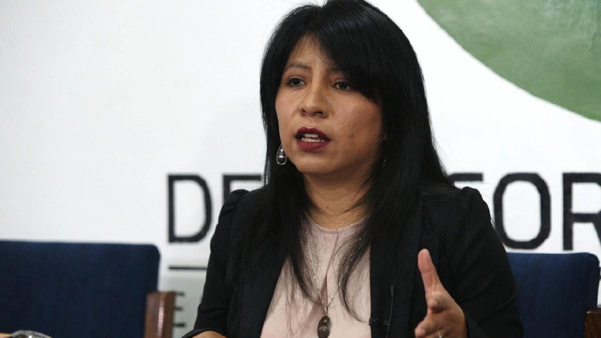 Abogada Nadia Cruz: «Las cifras de femicidios reflejan la vigencia del patriarcado y de una sociedad que ha naturalizado la violencia»