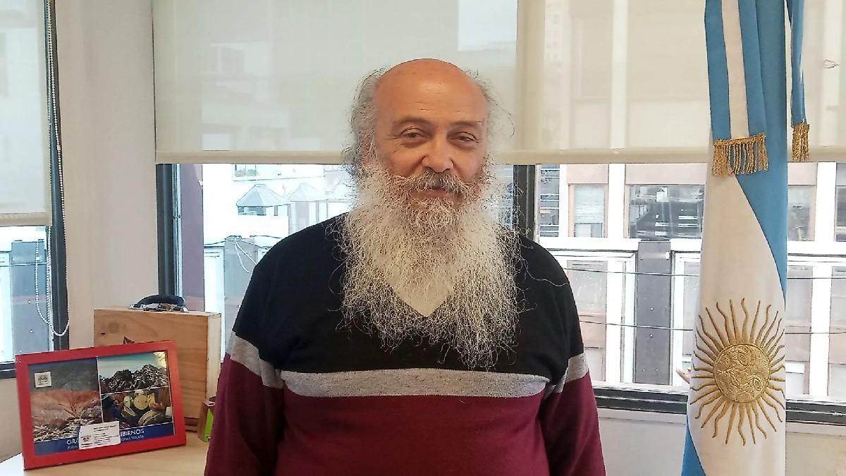 Movimiento Evita  Dirigente social Emilio Pérsico: «No es una organización social como muchas en Argentina, tampoco es de cuadros como otras organizaciones que hay en la militancia popular»