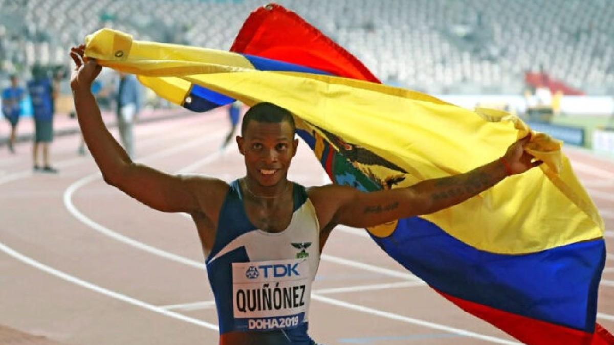 Ecuador: Presidente Guillermo Lasso manifiesta sus condolencias por el asesinato del velocista olímpico Álex Quiñónez