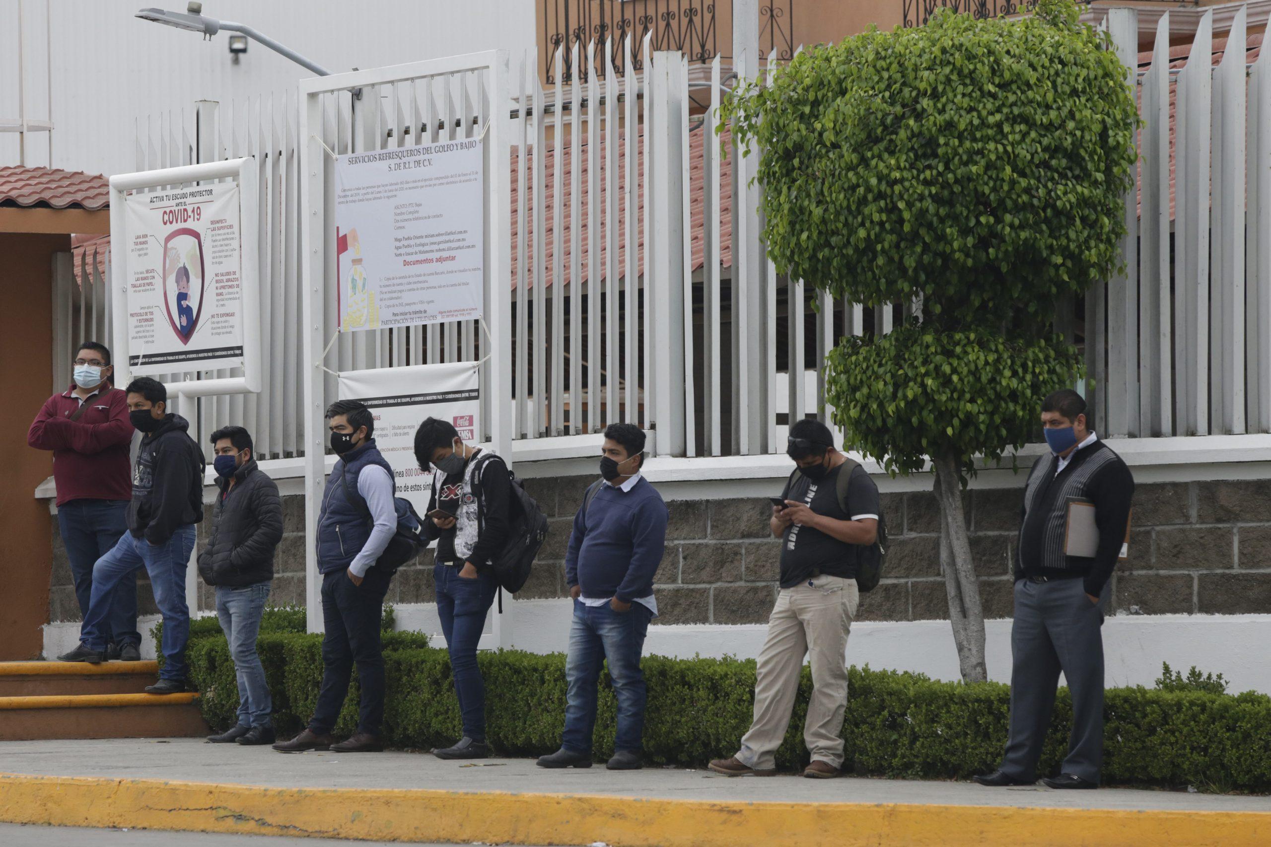 Cae 6.8% actividad industrial de Puebla
