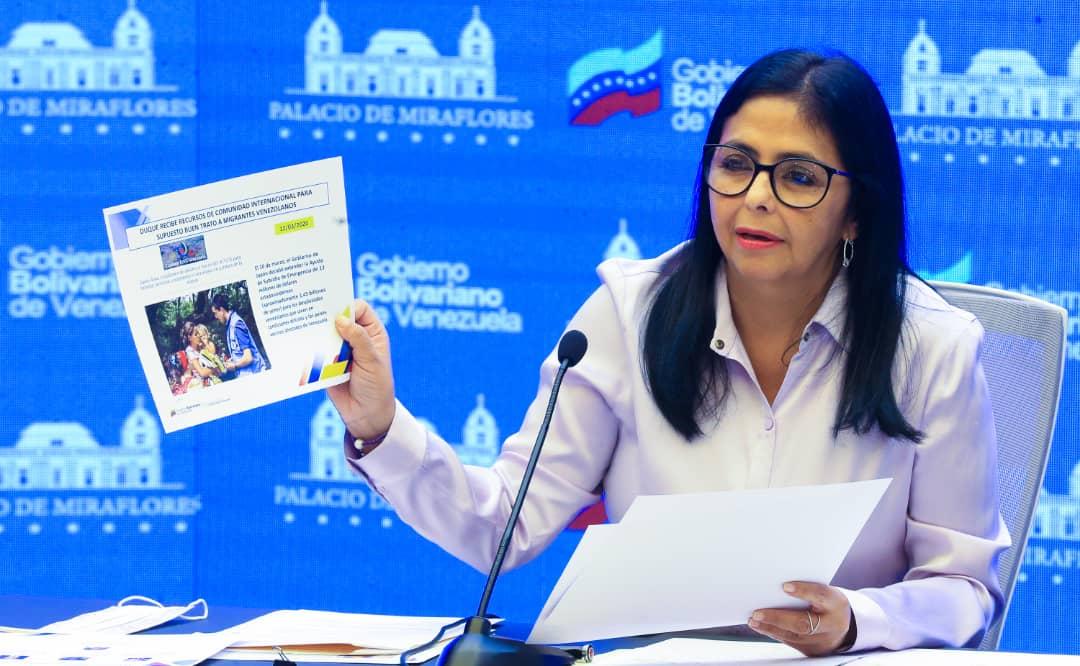 Venezuela denunciará a Iván Duque ante la CPI por «exterminio y persecución»