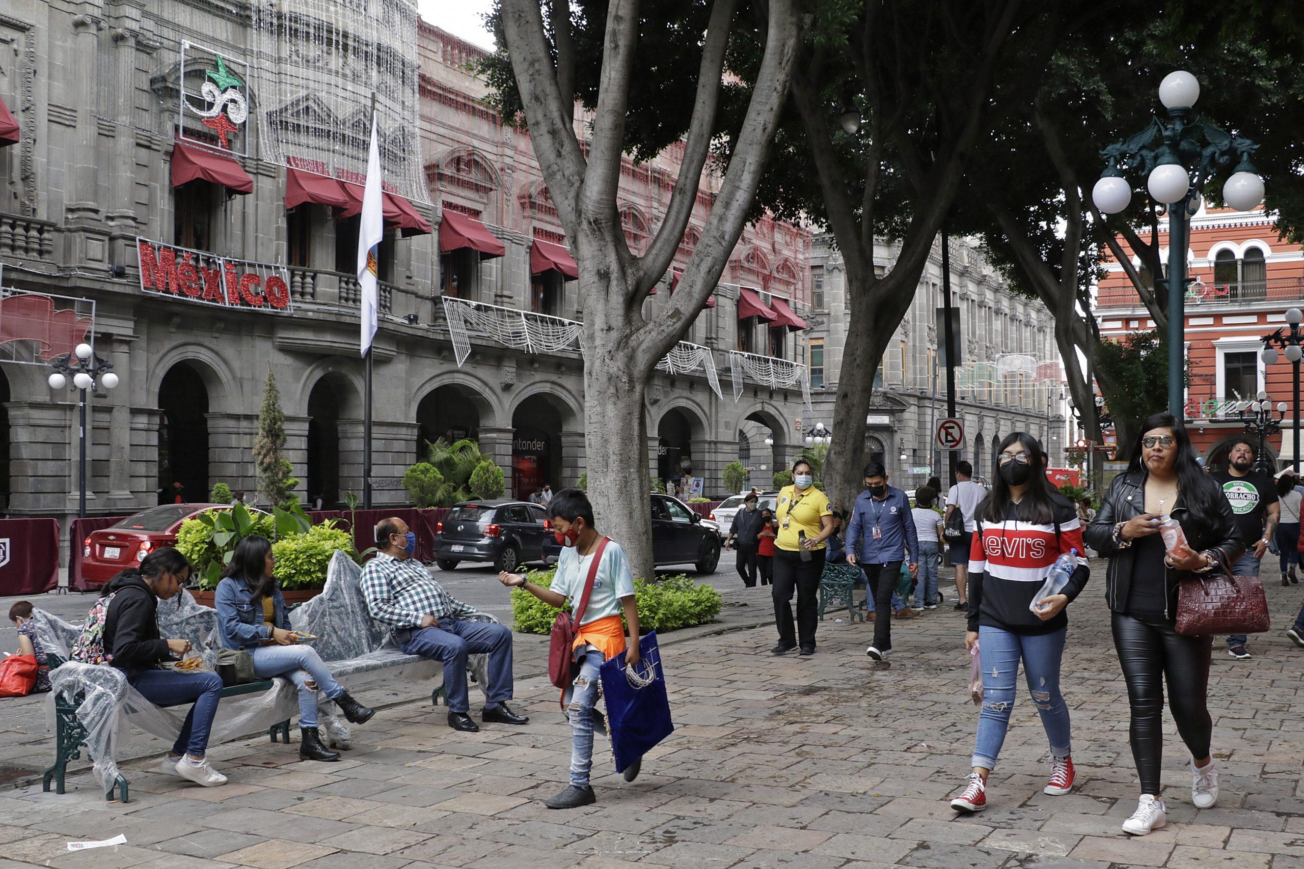 Centro Histórico de Puebla aún sin aceleración comercial significativa; sector restaurantero, el más beneficiado