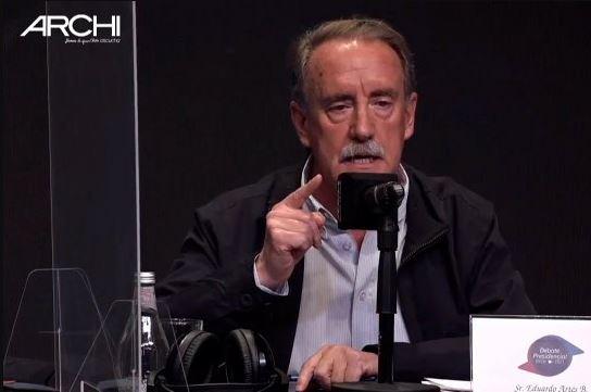 Profesor Artés: «El pueblo no tiene ninguna posibilidad si no hay una izquierda fuerte, con ideas claras»