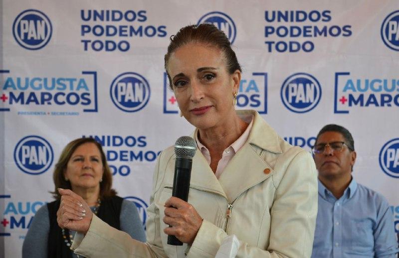 Advierte Díaz de Rivera que investigará venta de candidaturas en el PAN Puebla