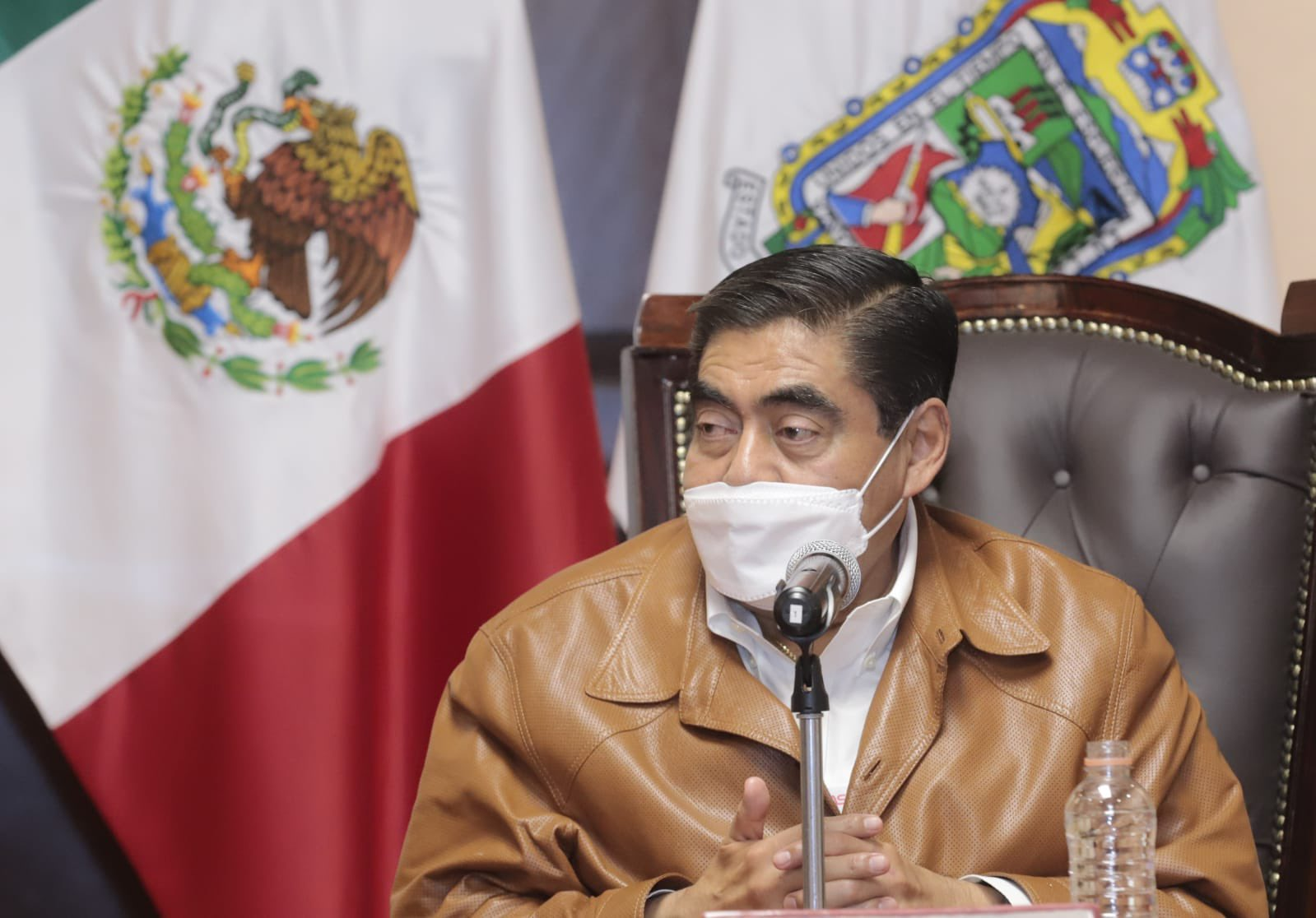 Litigio por conflicto de la UDLAP será largo, asegura Miguel Barbosa