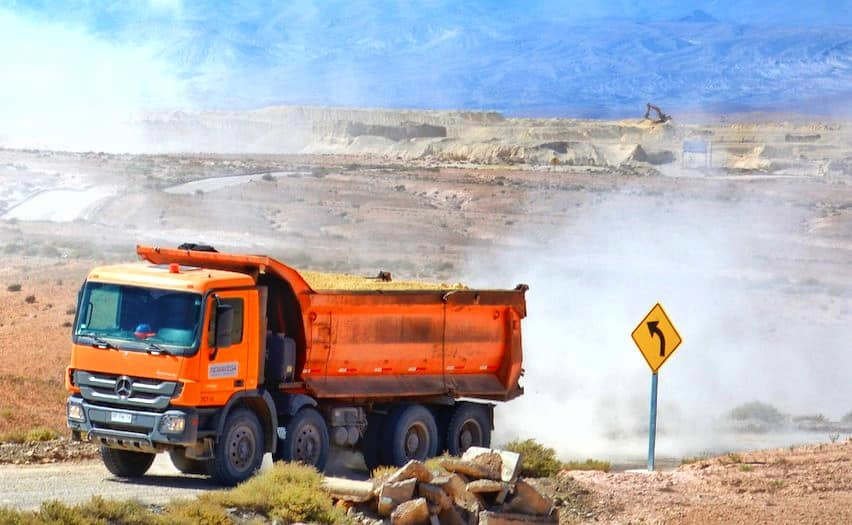 Organizaciones ambientales de Arica y Parinacota exigen que se informe oficialmente cuántos relaves hay en el territorio