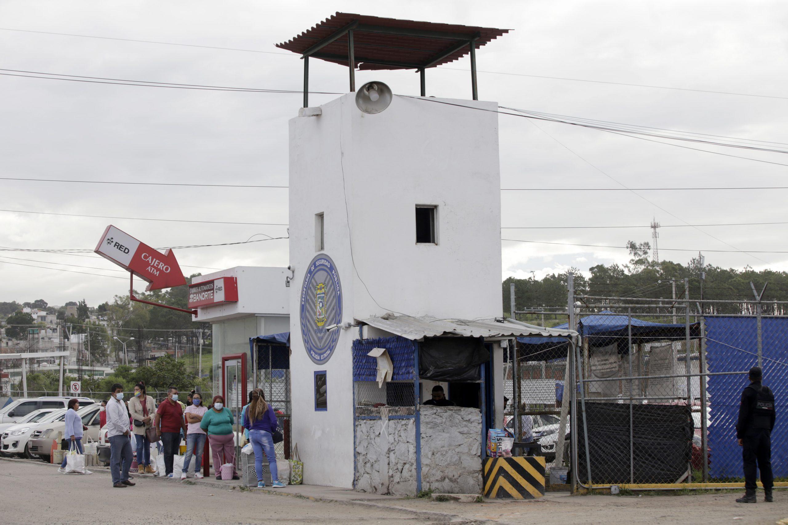 Puebla, cuarto lugar en sobrepoblación penitenciaria
