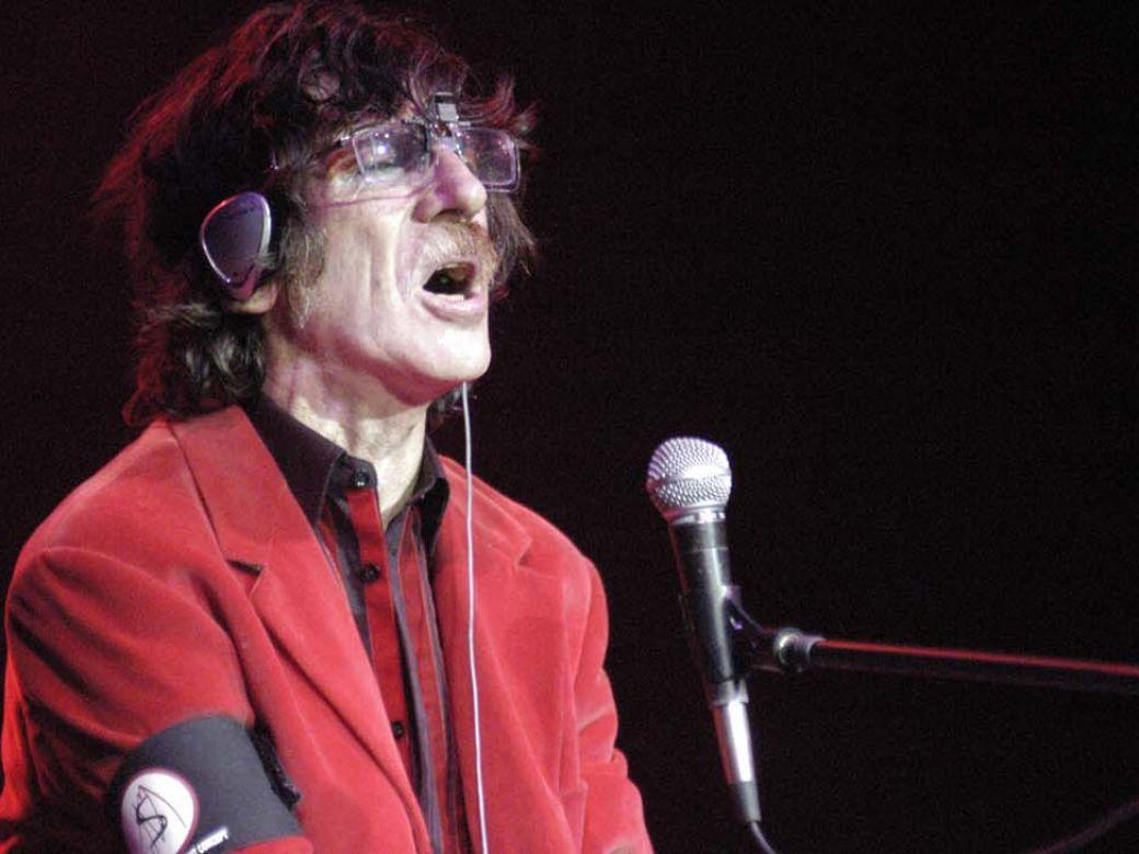 Argentina celebra con concierto de Fito Páez los 70 años de Charly García