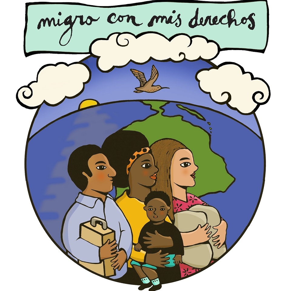 Campaña por el DDHH a migrar y los derechos de las personas migrantes en Chile