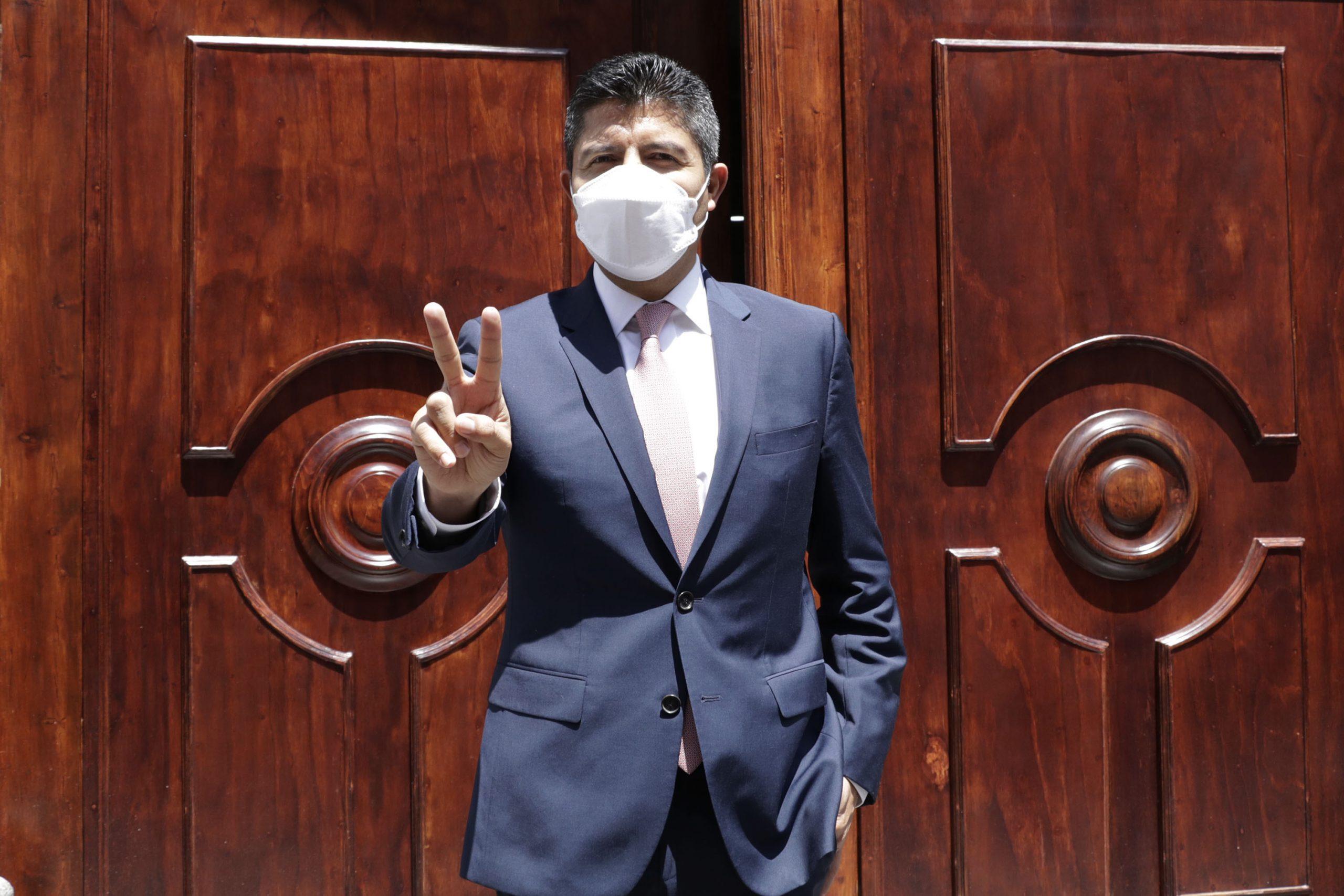 Eduardo Rivera pedirá informes sobre cómo recibirá el Ayuntamiento
