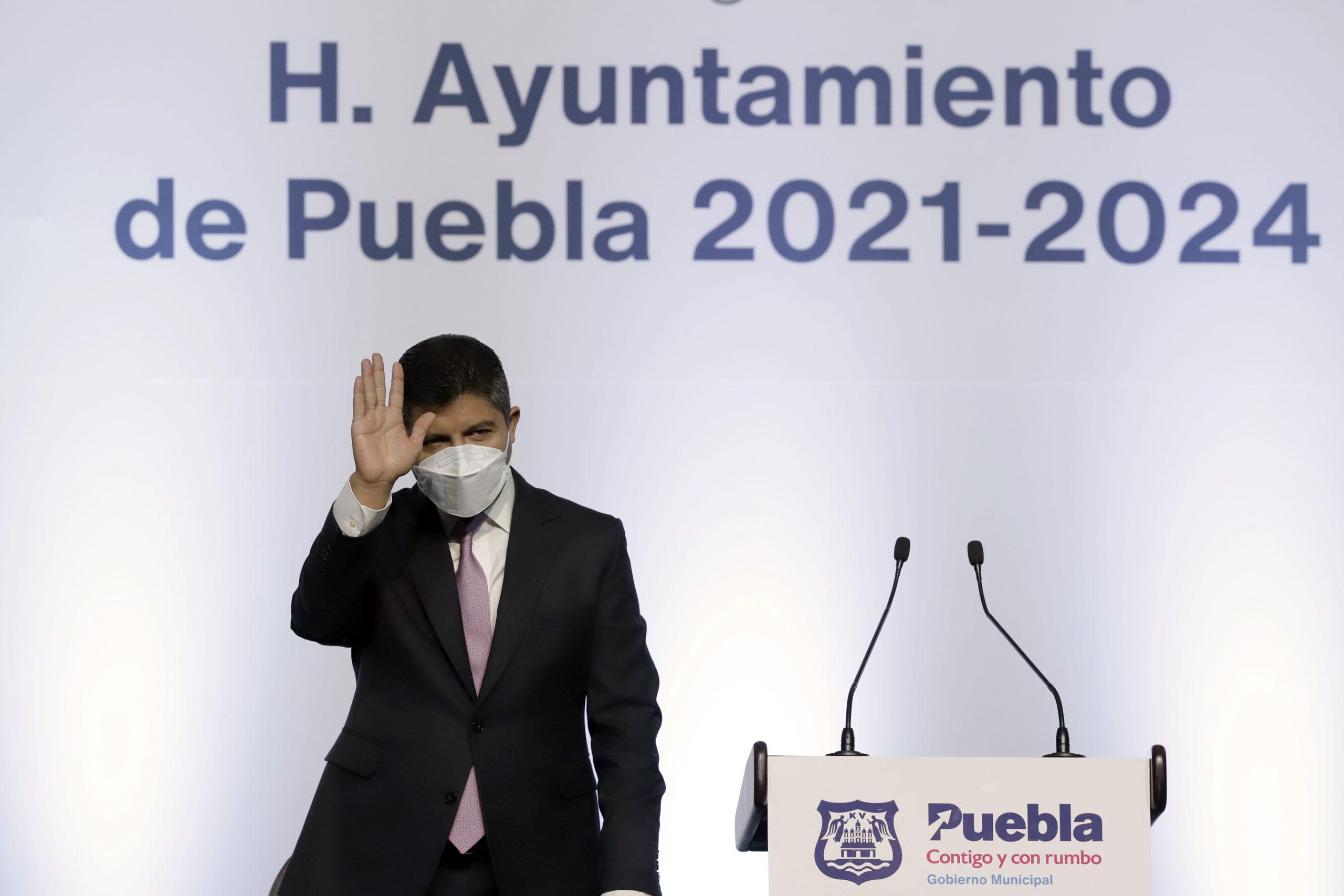 ¿Quién es Eduardo Rivera Pérez, el nuevo alcalde de la ciudad de Puebla?