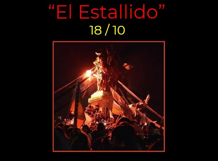Edición Especial Colectivo Filopóiesis: El Estallido. 18/10