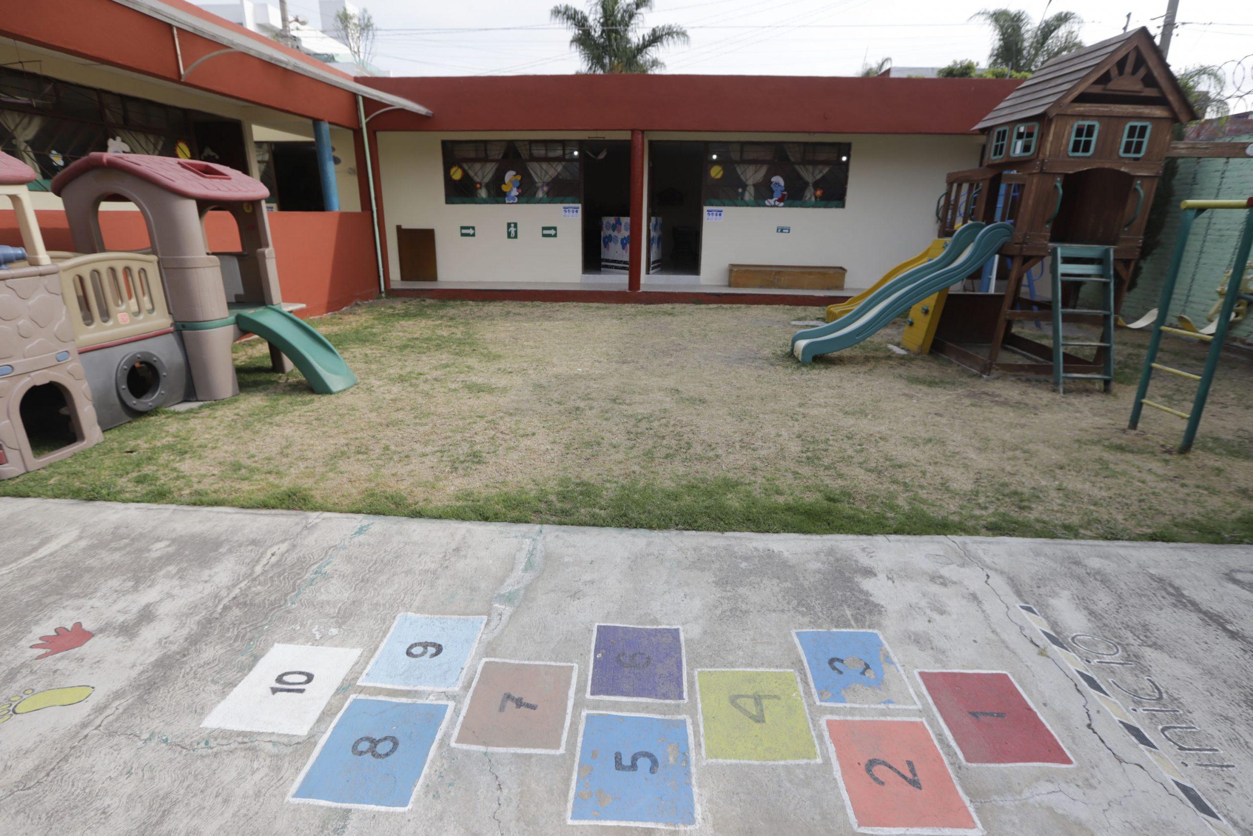 Ayuntamiento alista operación de estancias infantiles