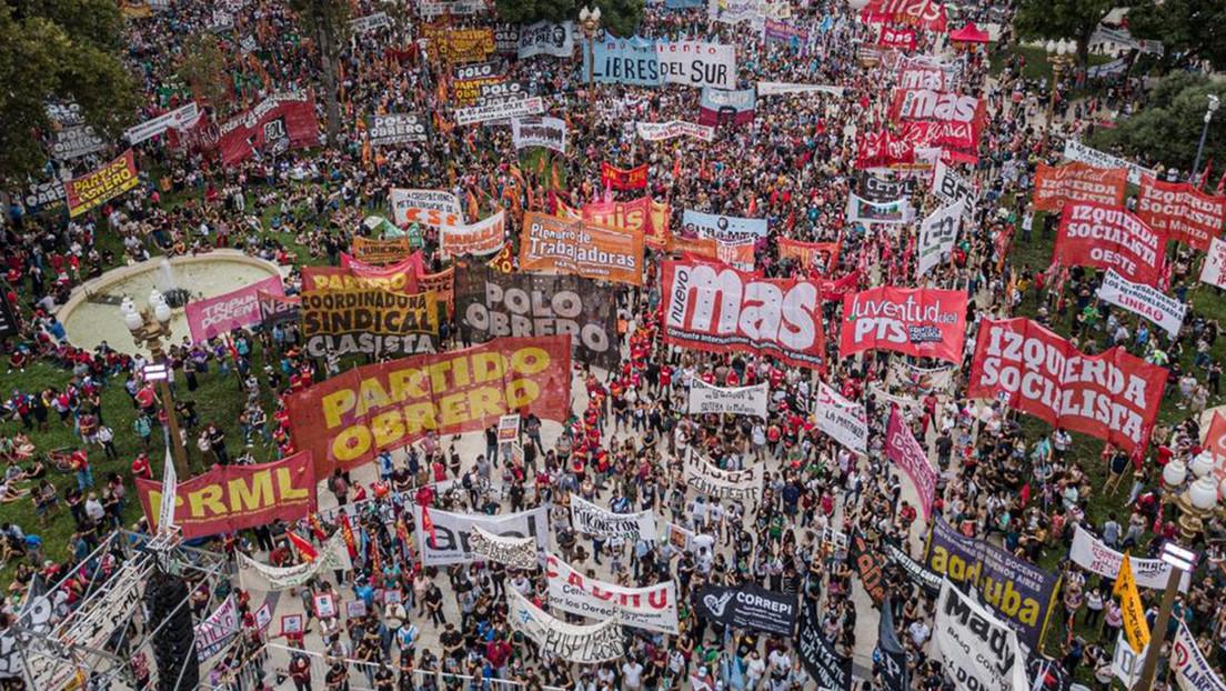 Argentina: ¿Cómo ha logrado la izquierda posicionarse como la tercera fuerza política del país?