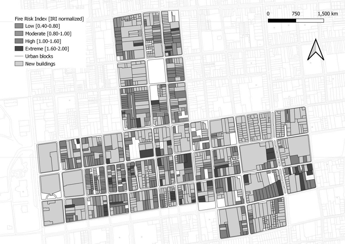 Mapa comunitario permitirá la gestión del riesgo sísmico y de incendio en el Barrio Yungay de Santiago