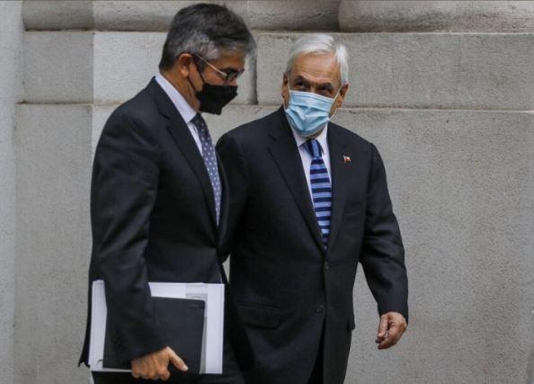 Piñera ratificó a Mario Marcel como presidente del Banco Central para un nuevo período