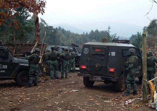 En el día de la Resistencia Indígena: Piñera decreta Estado de Excepción en Macrozona Sur