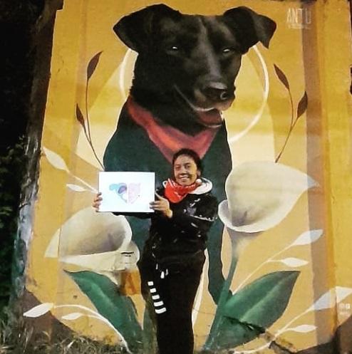 Araucanía: El mensaje de Pamela Ñancupil por los derechos de los animales y sobre los delitos de maltrato animal en Temuco