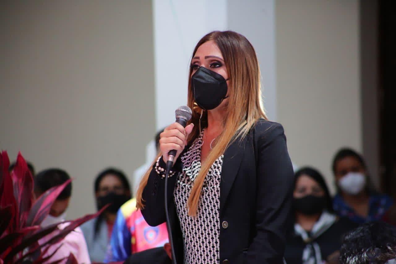 Alcaldesa de Caracas se reúne con los comerciantes para presentar el Plan Sumar