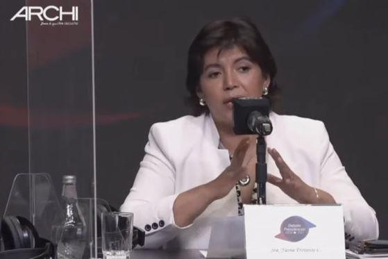 Yasna Provoste: «A nosotros no nos financian los empresarios, vivimos de un sueldo, en mi caso el de senadora»
