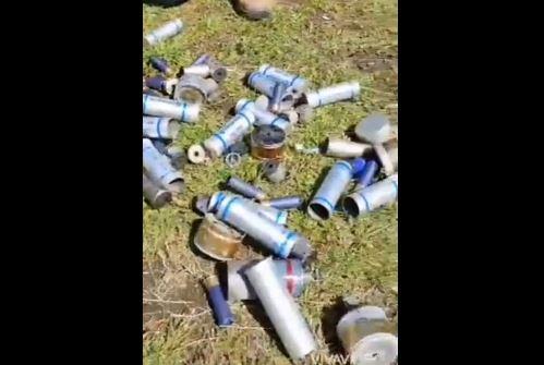 (Video) Brutal represión de Carabineros en Pucón: Disparan balines y perdigones contra integrantes del Lof Marta Cayulef por oponerse a destrucción de bosque nativo