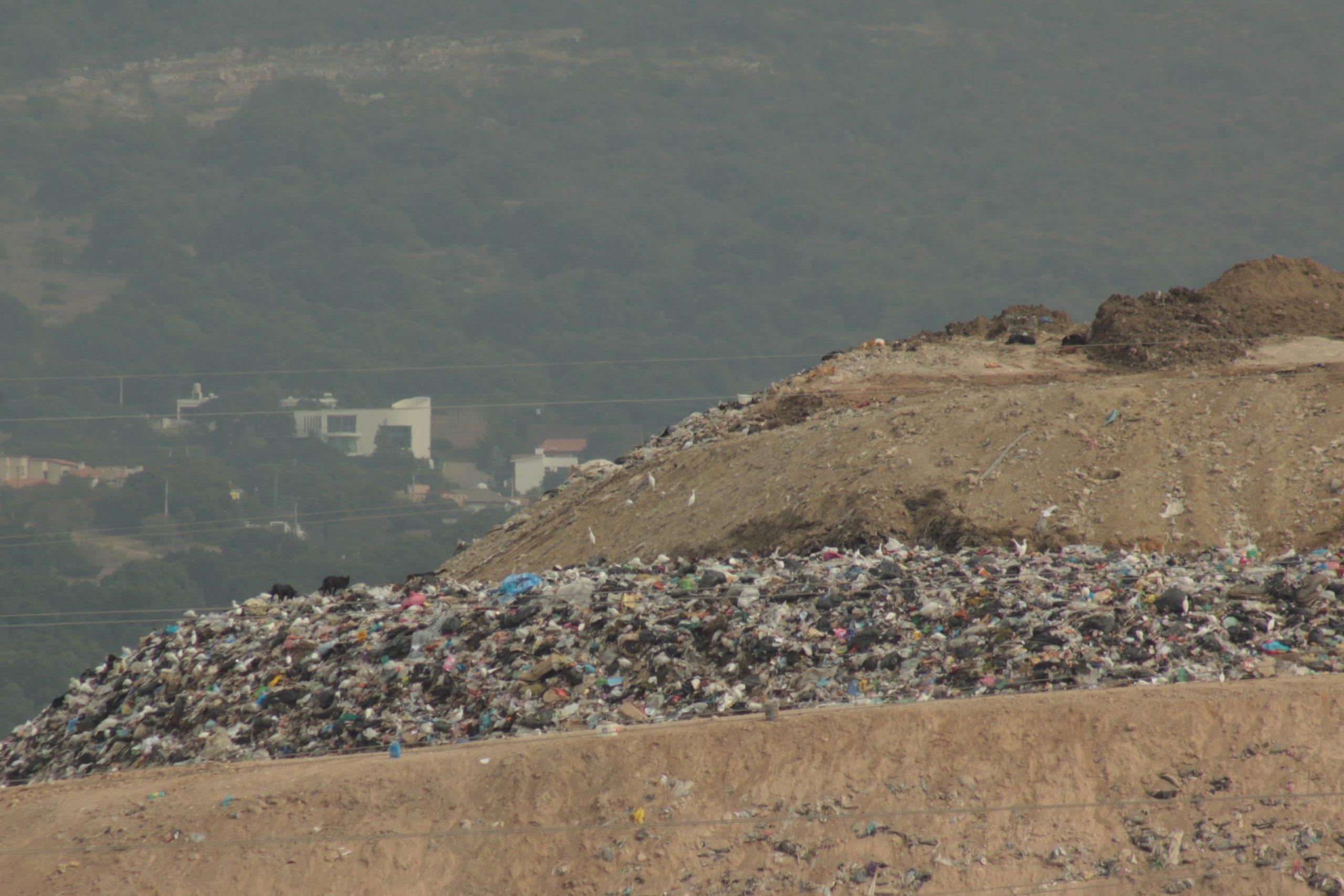 Basurero de la ciudad tiene vida útil de seis años, estima gobierno municipal