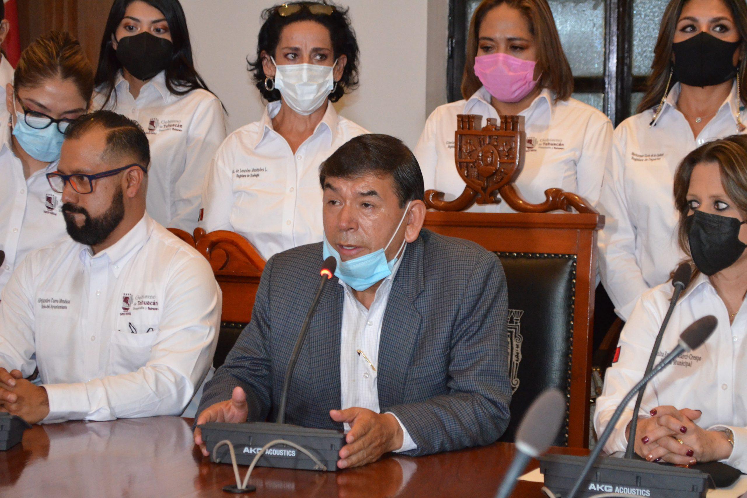 Gobernaremos bajo principios de la Cuarta Transformación: Pedro Tepole Hernández, desde Tehuacán