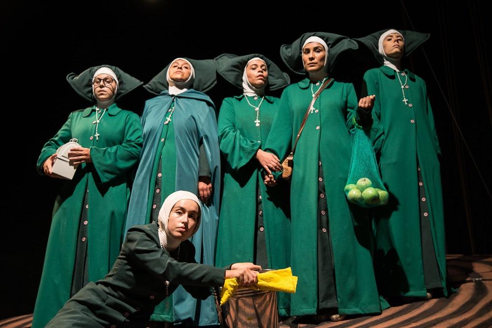 """Obra """"El Convento"""" se estrena en Teatro Camilo Henríquez"""