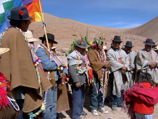 """Aymaras celebrarán Año Nuevo 5523 en Tiahuanaco en el marco de la """"unidad"""""""