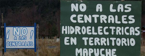 Municipios de Curarrehue, Pucón y Curacautín rechazan proyectos hidroeléctricos
