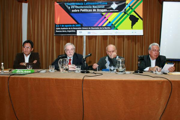 IIª Conferencia Latinoamericana sobre Políticas de Drogas