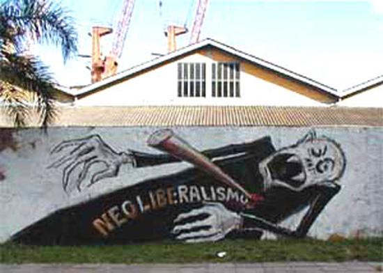 El esperable camino del neoliberalismo hacia la tanatopolítica: Chile como laboratorio fuera de control