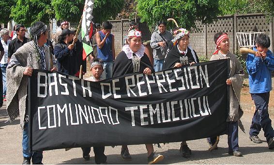 Denuncian a René Urban por golpiza contra niño mapuche