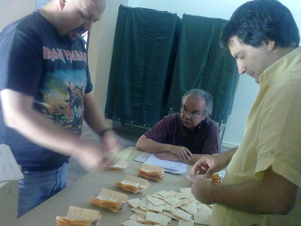 Primarias: Carabineros reporta 10 detenidos por negarse a ser vocales de mesa